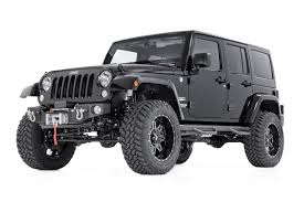 jeep black wrangler 3 5in suspension lift kit for 07 17 jeep jk wrangler unlimited
