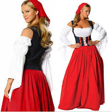 Peasant Halloween Costume 551 Size Halloween Costumes 5x Images
