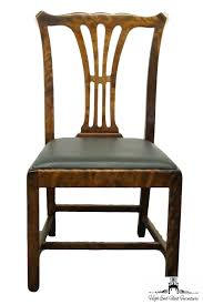 Chippendale Chair by High End Used Furniture Barnard Simonds Grand Rapids