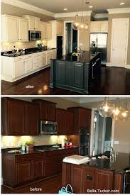 Kitchen Before And After Makeovers The Highlight Reel Our Top Kitchen Makeovers Of 2015 Bella