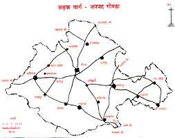 road map up gonda zilla panchayat national panchayat portal govt of india