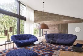 canapé de designer canapé de designer ploum ligne roset ensemble canapé meubles