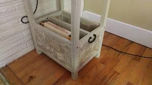 21 end table with built in lamp dena decor