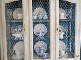 how to put chicken wire on cabinet doors gates of crystal love and chicken wire