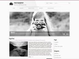 free wordpress templates for photographers u2013 template design