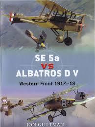 se5a vs albatros d v western front 1917 18 osprey duel 20