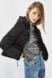 topshop matilda puffer jacket nordstrom rack