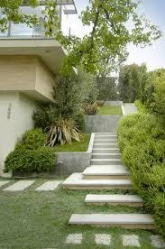 Best  Mid Century Landscaping Ideas On Pinterest Modern Fence - Garden home designs