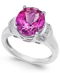 topaz engagement ring blue topaz engagement rings shop blue topaz engagement rings macy s