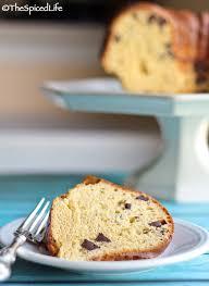 babka polish yeast cake with bittersweet chocolate chunks