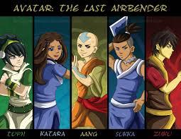 avatar airbender characters 1 anime wallpaper animewp