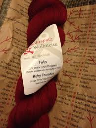 Selved - wollmeise richmond knitters