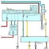 toyota hiace air con wiring diagram yondo tech