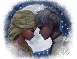 jack frost and elsa by 531154865324 on deviantart