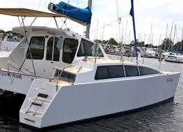 home built and fiberglass boat plans how to plywood ski catamaran build maintenance question boat design net