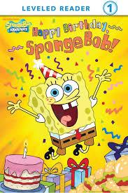 happy birthday spongebob encyclopedia spongebobia fandom