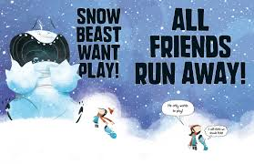 snow beast comes to play phil gosier macmillan
