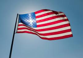 The Amarican Flag The Warped Prism Ozark