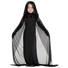 halloween purim carnival black gothic witch costume costumes for