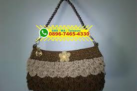youtube cara membuat tas rajut dari tali kur cara membuat tas dari tali kur step by step youtube 0896 7465 4330