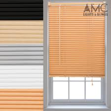 pvc venetian blinds made to measure window home office blind new