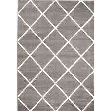 White Round Rug by Area Rugs Ideal Round Rugs Patio Rugs In Gray White Rug
