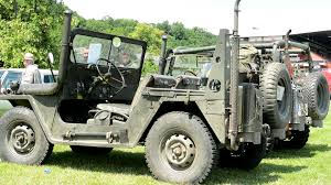 vintage jeep old vintage american car military jeep interior stock video