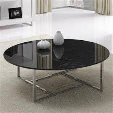 Steel Coffee Table Black Metal And Glass Coffee Table Foter