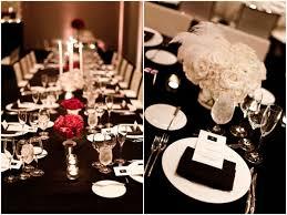 decoration mariage noir et blanc un mariage so chic en noir et blanc lovely day