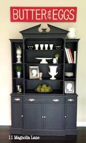 paint kitchen cabinets black 19 best furniture painted black images on pinterest furniture