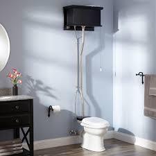 Eljer Corner Toilet Tank Rear Outlet Toilets Rear Discharge Toilets Signature Hardware