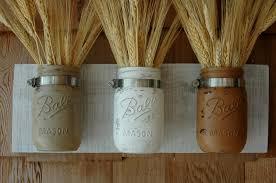 mason jar home decor calming colors mason jar trio on by pineknobsandcrickets on etsy