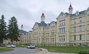 psychiatric hospital wikipedia