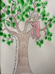zaccheus tree craft for kids sundaycraft