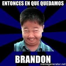 Brandon Meme - brandon meme annesutu