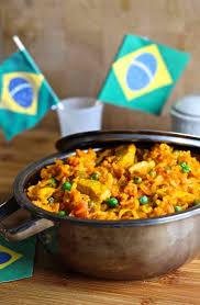 cuisine bresil galinhada recette authentique brésilienne 196 flavors