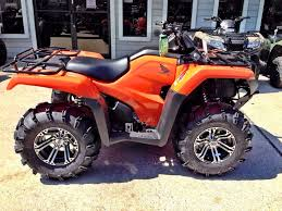 honda rancher dct with wheels and mud tires atv u0026 utv wheels and