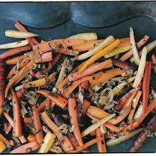 carrots with shallots and thyme recipe epicurious