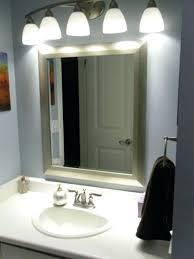 Ikea Bathroom Lighting Mirror With Lights Ikea Bathroom Mirror With Lights Diy Neoteric