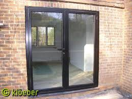 Hanging Interior French Doors Appealing Modern French Doors Design Come With Brown Laminated