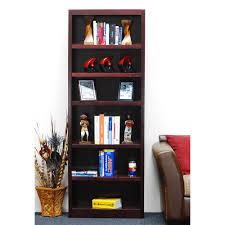 Sauder Beginnings 3 Shelf Bookcase by Sauder Beginnings Brook Cherry Open Bookcase 416438 The Home Depot