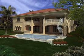 Luxary Home Plans Luxury Home With 6 Bdrms 6175 Sq Ft Floor Plan 107 1002