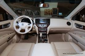 nissan pathfinder 2013 interior 2013 nissan pathfinder interior infotainment picture courtesy