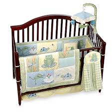 Frog Crib Bedding Line Leap Froggie Crib Bedding And Accessories Buybuy Baby