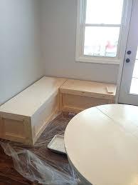 dining table elegant and luxurious black finished wood corner
