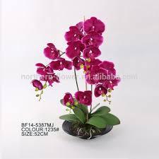 orchid flower arrangements hot sale artificial orchid flower arrangements wholesale for home