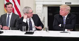 House Tech What Ceos Discussed With Trump At White House Tech Summit