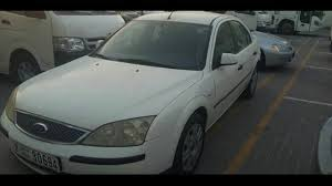 used lexus for sale in dubai used cars in dubai 2004 ford mondo youtube