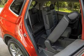 volkswagen tiguan white interior 2018 volkswagen tiguan review growing in a fast paced segment