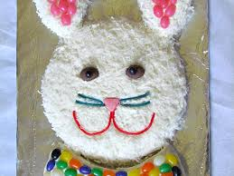easter bunny cake ideas vintage easter bunny cake
